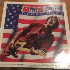 Discos de vinilo: BRUCE SPRINGSTEEN: GLORY DAYS, ESPECIAL 4 TRACKS. Lote 195240458