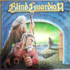 Discos de vinilo: DISCO VINILO BLIND GUARDIAN-FOLLOW THE BLIND.. Lote 195244490