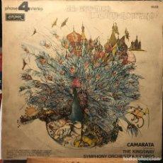 Discos de vinilo: LP ARGENTINO DE THE KINGSWAY SYMPHONY ORCHESTRA CON CAMARATA AÑO 1969. Lote 195245906