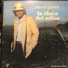 Discos de vinilo: LP ARGENTINO DE DAVID GATES AÑO 1978. Lote 195246291