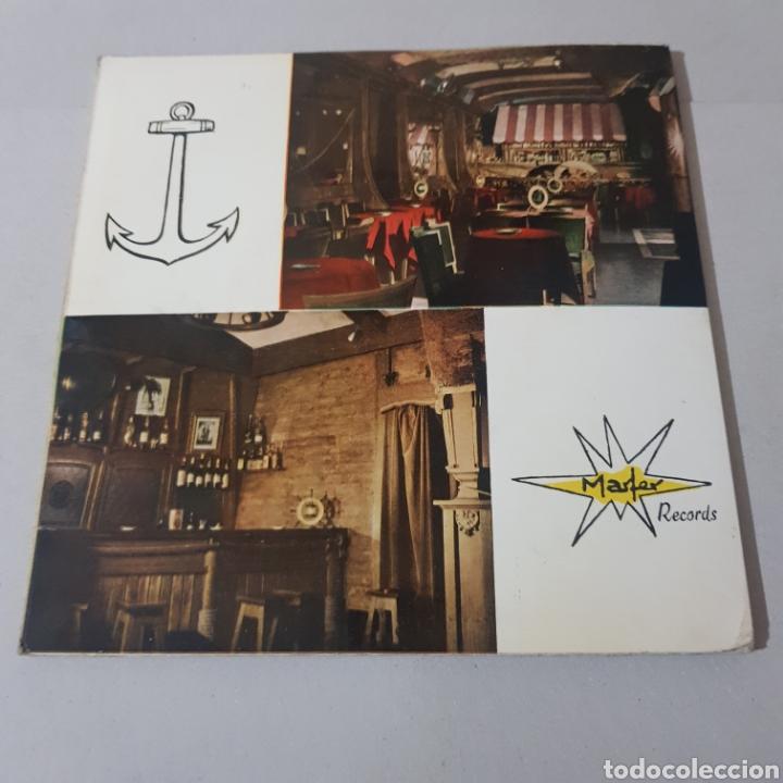 Discos de vinilo: TONY LAWRENCE UNA NOCHE EN LA GALERA- MONTECARLO - SELLO MARFER - Foto 5 - 195246362