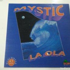 Discos de vinilo: MYSTIC - LA OLA. Lote 195249548