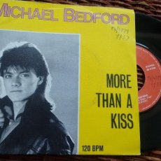 Discos de vinilo: SINGLE ( VINILO) DE MICHAEL BEDFORD AÑOS 80. Lote 195251515