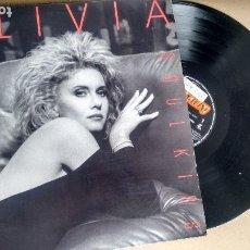 Discos de vinilo: LP ( VINILO) DE OLIVIA NEWTON JOHN AÑOS 80. Lote 195251740