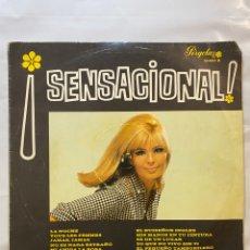 Discos de vinilo: PAUL MAURIAT, SENSACIONAL PÉRGOLA 1967 LP VINILO. Lote 195253502