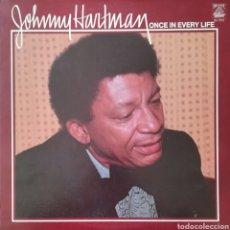 Discos de vinilo: DISCO JOHNNY HARTMAN. Lote 195254757