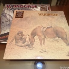 Discos de vinilo: WARHORSE & RED SEA REPERTOIRE 2014 GATEFOLD DEEP PURPLE. Lote 195262193