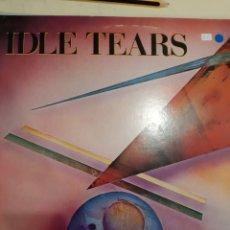 Discos de vinilo: LO IDLE TEARS MCA RECORDS 1986. Lote 195262302