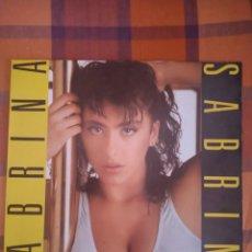 Discos de vinilo: LP SABRINA. SABRINA. CONTIENE BOYS. 1987.. Lote 195264960