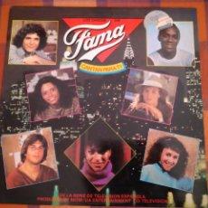 Discos de vinilo: LP FAMA. LOS CHICOS DE FAMA CANTAN PARA TÍ. 1983.. Lote 195266360