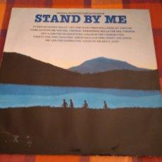Discos de vinilo: LP STAND BY ME, BANDA SONORA ORIGINAL. ORIGINAL MOTION PICTURE SOUNDTRACK. 1986.. Lote 195266998