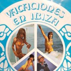 Discos de vinilo: VACACIONES EN IBIZA 1971 LO. Lote 195269551