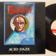 Discos de vinilo: LP HAWKWIND – ACID DAZE VOLUME 1 EDICION INGLESA DE 1990. Lote 195270881