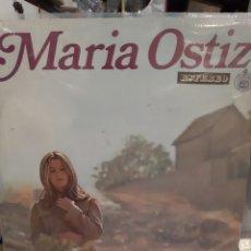 Discos de vinilo: MARÍA ORTIZ HISPANOVOX 1968 WALDO DE LOS RÍOS LP FUNDA REGULAR FONDO. Lote 195271700