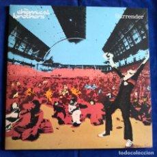 Discos de vinilo: LP THE CHEMICAL BROTHERS SURRENDER EXCELENTE ESTADO. Lote 195274565