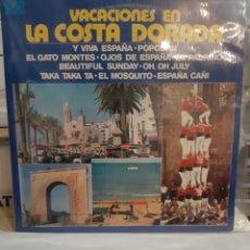 Discos de vinilo: 1973 VACACIONES EN LA COSTA DORADA. Lote 195276026