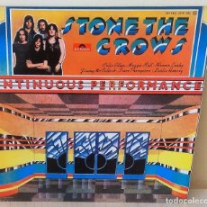Discos de vinilo: STONE THE CROWS - CONTINUOUS PERFORMANCE POLYDOR - 1972. Lote 195276166
