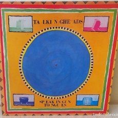 Discos de vinilo: TALKING HEADS - SPEAKING TONGUES SIRE - 1983. Lote 195277348