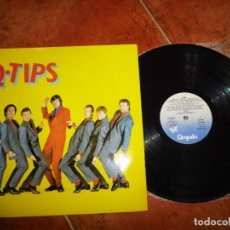 Discos de vinilo: Q.TIPS SOME KINDA WONDEFUL PAUL YOUNG LP VINILO PROMO DEL AÑO 1980 ESPAÑA CONTIENE 11 TEMAS. Lote 195280753