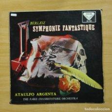 Discos de vinilo: BERLIOZ - SYMPHONIE FANTASTIQUE - LP. Lote 195282286