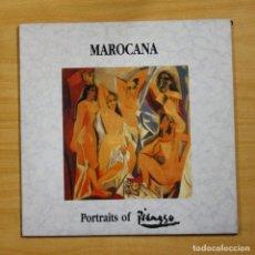 Discos de vinilo: MAROCANA - PORTRAITS OF PICASSO - 2 LP. Lote 195282363