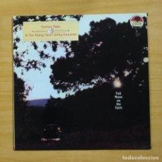 Discos de vinilo: NORMAN BLAKE & THE RISING FAWN STRING ENEMBLE - FULL MOON ON THE FARM - LP. Lote 195282398
