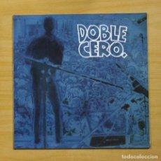 Discos de vinilo: DOBLE CERO - DOBLE CERO - LP. Lote 195282415