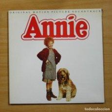 Discos de vinilo: VARIOS - ANNIE - GATEFOLD - LP. Lote 195282450