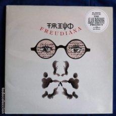 Discos de vinilo: LP ALAN PARSONS FREUDIANA CASI NUEVO. Lote 195283316