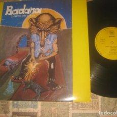 Discos de vinilo: BADANA. TIEMPOS DIFÍCILES. XIRIVELLA RECORDS XLV-004 MINI 1985 OG ESPAÑA. Lote 195285305