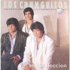 Discos de vinilo: LOS CHUNGUITOS – DESPUES DE LA TORMENTA (EMI – 062 12 2156 1, LP, 1986). Lote 195285585