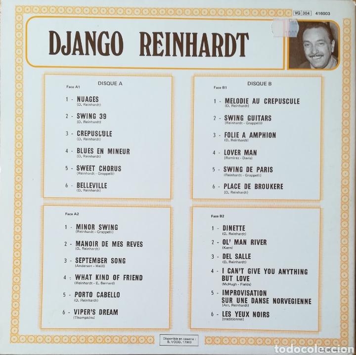 Discos de vinilo: Disco Django Reinhardt - Foto 2 - 195289305