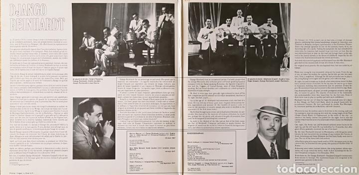 Discos de vinilo: Disco Django Reinhardt - Foto 3 - 195289305