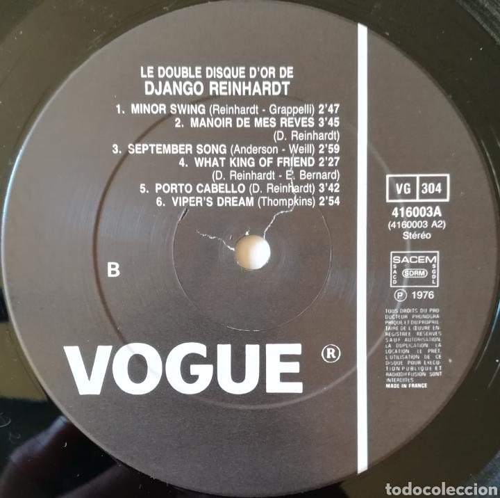 Discos de vinilo: Disco Django Reinhardt - Foto 5 - 195289305