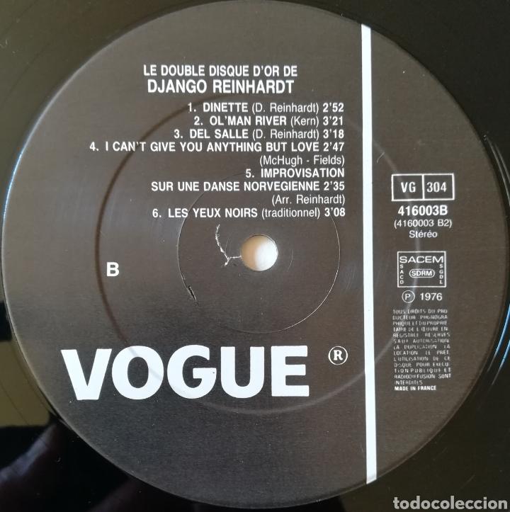 Discos de vinilo: Disco Django Reinhardt - Foto 7 - 195289305