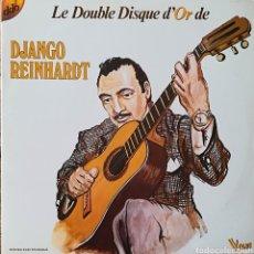 Discos de vinilo: DISCO DJANGO REINHARDT. Lote 195289305