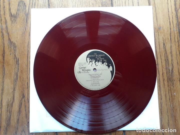 Discos de vinilo: The greatest recordings of the big band era - vol. 17-18 -19 -20 gene krupa + ray mckinley + lionel - Foto 8 - 195290191
