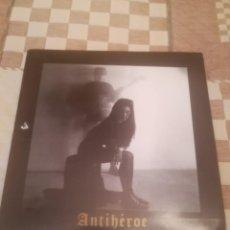 Discos de vinilo: ANTIHÉROE.ANTIHÉROE.NOSE NS-004 EP. SINGLE. ESPAÑA 1990.NUEVO.. Lote 195297300