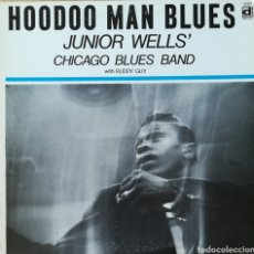 Discos de vinilo: DISCO JUNIOR WELLS' CHICAGO BLUES BAND. Lote 195297520