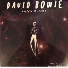 Discos de vinilo: DAVID BOWIE – PHOENIX AT ZENITH -2 LP-. Lote 195299542