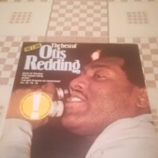Discos de vinilo: OTIS REDDING.THE BEST OF OTIS REDDING.ATLANTIC 50 752. REEDICIÓN ESPAÑOLA 1986.IMPECABLE.. Lote 195300996