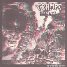 Discos de vinilo: THE CRAMPS – ...OFF THE BONE -LP-. Lote 195302155