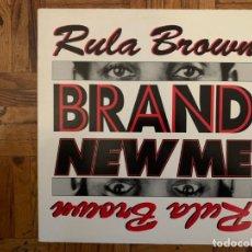 Discos de vinilo: RULA BROWN – BRAND NEW ME SELLO: BEE CAT RECORDS – BCR 060LP FORMATO: VINYL, LP, ALBUM PAÍS: US . Lote 195302336