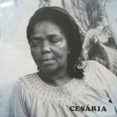 Discos de vinilo: CESÁRIA – CESÁRIA -LP-. Lote 195303176