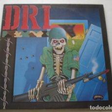 Discos de vinilo: D.R.I. DIRTY ROTTEN LP / VIOLENT PACIFICATION. Lote 195303310