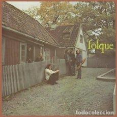 Discos de vinilo: FOLQUE – FOLQUE -LP-. Lote 195303417