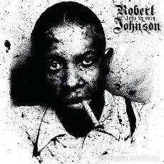 Discos de vinilo: ROBERT JOHNSON – LOVE IN VAIN -LP-. Lote 195303806
