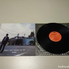 Discos de vinilo: 0220- LLOYD COLE DONT GET WEIRD ON ME BABE UK 1991 LP VIN POR VG +/++ DIS VG ++. Lote 195305040