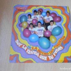 Discos de vinilo: SIREX, LOS, SG, LA MITAD DEL PARAISO + 1, AÑO 1969. Lote 195305638