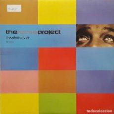 Discos de vinilo: THE REESE PROJECT - THE COLOUR OF LOVE. Lote 195307406